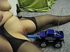 Privatvideo - german woman playi...